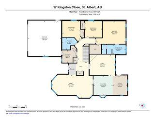 Photo 38: 17 Kingston Close: St. Albert House for sale : MLS®# E4207428