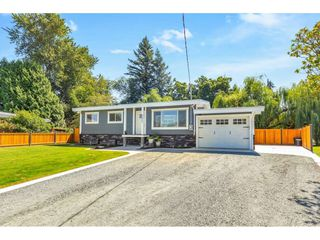 Photo 1: 8522 NORMAN Crescent in Chilliwack: Chilliwack E Young-Yale House for sale : MLS®# R2481751