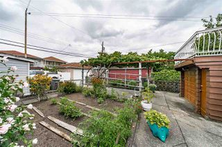 Photo 31: 765 E 51ST Avenue in Vancouver: South Vancouver House for sale (Vancouver East)  : MLS®# R2493504