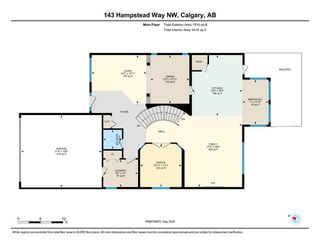 Photo 34: 143 HAMPSTEAD Way NW in Calgary: Hamptons Detached for sale : MLS®# A1034081