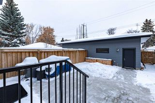 Photo 36: 9522 70 Avenue in Edmonton: Zone 17 House Half Duplex for sale : MLS®# E4221012