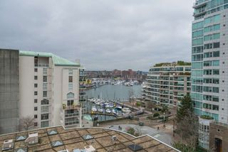 """Photo 6: 806 1500 HOWE Street in Vancouver: Yaletown Condo for sale in """"The Discovery"""" (Vancouver West)  : MLS®# R2525498"""