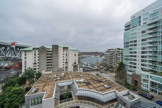 """Photo 7: 806 1500 HOWE Street in Vancouver: Yaletown Condo for sale in """"The Discovery"""" (Vancouver West)  : MLS®# R2525498"""