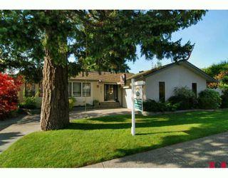 Photo 1: 7675 GARRETT Drive in Delta: Nordel House for sale (N. Delta)  : MLS®# F2925181