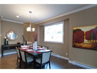 "Photo 3: # 11 7140 RAILWAY AV in Richmond: Granville Condo for sale in ""CORNERSTONE"" : MLS®# V921191"