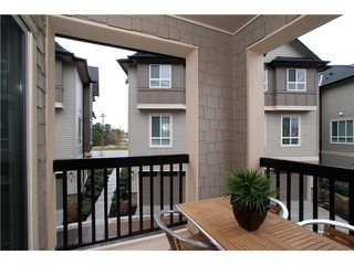 "Photo 8: # 11 7140 RAILWAY AV in Richmond: Granville Condo for sale in ""CORNERSTONE"" : MLS®# V921191"