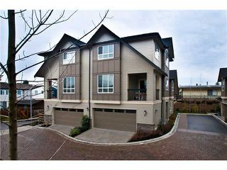 "Photo 1: # 11 7140 RAILWAY AV in Richmond: Granville Condo for sale in ""CORNERSTONE"" : MLS®# V921191"