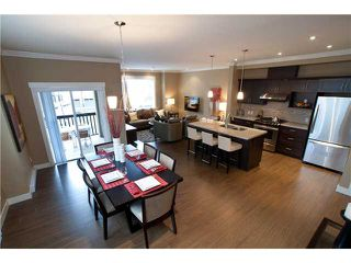 "Photo 9: # 11 7140 RAILWAY AV in Richmond: Granville Condo for sale in ""CORNERSTONE"" : MLS®# V921191"