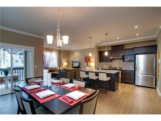 "Photo 4: # 11 7140 RAILWAY AV in Richmond: Granville Condo for sale in ""CORNERSTONE"" : MLS®# V921191"
