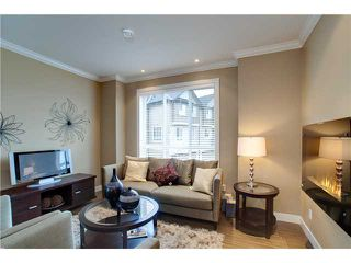 "Photo 2: # 11 7140 RAILWAY AV in Richmond: Granville Condo for sale in ""CORNERSTONE"" : MLS®# V921191"