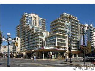 Photo 1: 1008 707 Courtney Street in VICTORIA: Vi Downtown Residential for sale (Victoria)  : MLS®# 288501