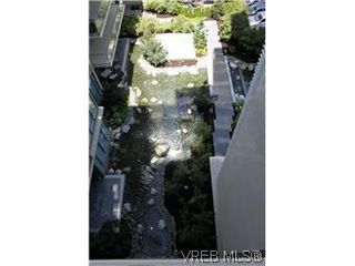 Photo 4: 1008 707 Courtney Street in VICTORIA: Vi Downtown Residential for sale (Victoria)  : MLS®# 288501
