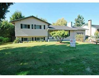 Photo 1: 12041 DUNBAR Street in Maple Ridge: West Central House for sale : MLS®# V614494