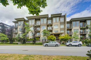 "Main Photo: 103 13468 KING GEORGE Boulevard in Surrey: Whalley Condo for sale in ""THE BROOKLAND"" (North Surrey)  : MLS®# R2388255"