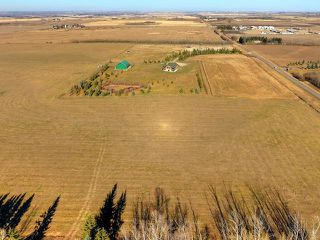 Photo 1: 53134 RR 225 Road: Rural Strathcona County Land Commercial for sale : MLS®# E4175927