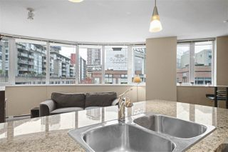 """Photo 3: 510 618 ABBOTT Street in Vancouver: Downtown VW Condo for sale in """"FIRENZE"""" (Vancouver West)  : MLS®# R2417068"""