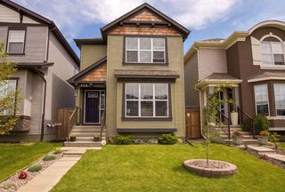Main Photo: 115 CRANFORD Close SE in Calgary: Cranston Detached for sale : MLS®# A1011724