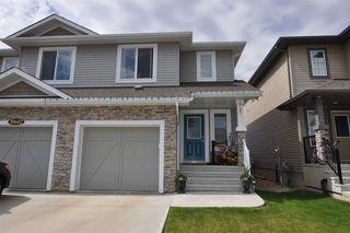 Main Photo: 10604 99 Street: Morinville House Half Duplex for sale : MLS®# E4210247