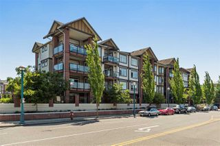 """Main Photo: 341 5660 201A Street in Langley: Langley City Condo for sale in """"Paddington Station"""" : MLS®# R2488303"""