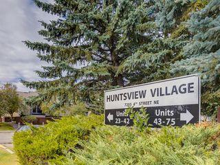 Photo 41: 49 7205 4 Street NE in Calgary: Huntington Hills Row/Townhouse for sale : MLS®# A1031333