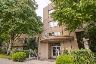 """Main Photo: 306 3023 W 4TH Avenue in Vancouver: Kitsilano Condo for sale in """"DELANO"""" (Vancouver West)  : MLS®# R2499241"""