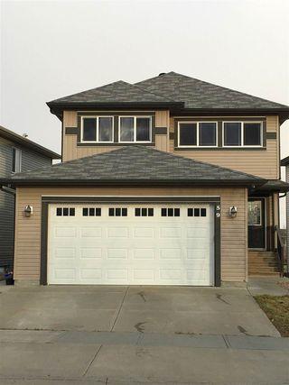 Photo 1: 59 Ridgeland Way: Fort Saskatchewan House for sale : MLS®# E4218182