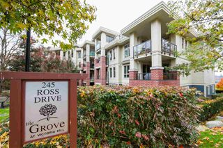 "Main Photo: 401 245 ROSS Drive in New Westminster: Fraserview NW Condo for sale in ""The Grove, Victoria Hill"" : MLS®# R2518460"