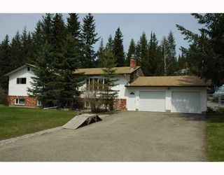 "Photo 1: 4006 GILBERT Drive in Prince_George: N73NC House for sale in ""NECHAKO BENCH"" (PG City North (Zone 73))  : MLS®# N172262"