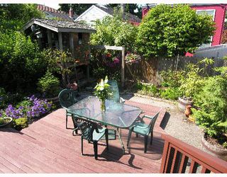 Photo 9: 2865 W 18TH Avenue in Vancouver: Arbutus House for sale (Vancouver West)  : MLS®# V653433