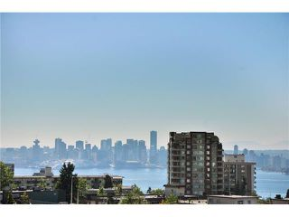 "Photo 9: # 605 140 E 14TH ST in North Vancouver: Central Lonsdale Condo for sale in ""SPRINGHILL PLACE"" : MLS®# V861945"