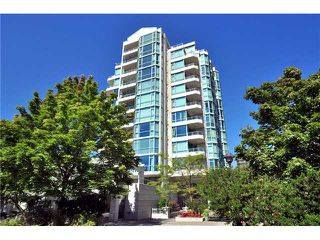 "Photo 1: # 605 140 E 14TH ST in North Vancouver: Central Lonsdale Condo for sale in ""SPRINGHILL PLACE"" : MLS®# V861945"