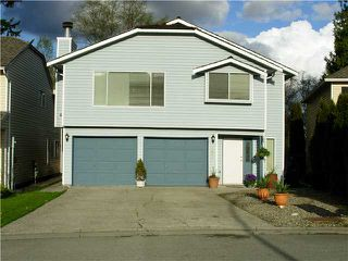 Photo 1: 2032 LEGGATT PL in Port Coquitlam: Citadel PQ House for sale : MLS®# V884493