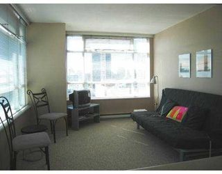 "Photo 2: 2209 438 SEYMOUR Street in Vancouver: Downtown VW Condo for sale in ""CONFERENCE PLAZA"" (Vancouver West)  : MLS®# V669096"