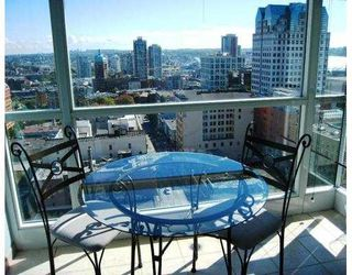 "Photo 3: 2209 438 SEYMOUR Street in Vancouver: Downtown VW Condo for sale in ""CONFERENCE PLAZA"" (Vancouver West)  : MLS®# V669096"