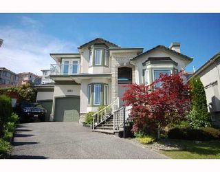 Photo 1: 1572 Purcell Drive in Coquitlam: Westwood Plateau House for sale