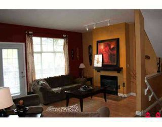 """Photo 5: 52 6050 166TH Street in Surrey: Cloverdale BC Townhouse for sale in """"Westfield"""" (Cloverdale)  : MLS®# F2704212"""