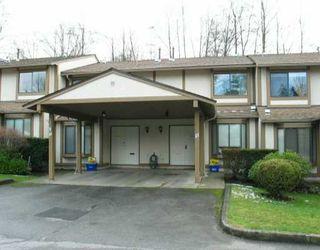 "Main Photo: 1141 EAGLERIDGE Drive in Coquitlam: Eagle Ridge CQ Townhouse for sale in ""EAGLERIDGE VILLAS"" : MLS®# V633376"