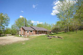 Main Photo: 29 54228 Range Rd 12: Rural Lac Ste. Anne County House for sale : MLS®# E4168177