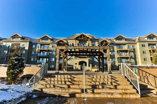 Photo 3: 321 278 SUDER GREENS Drive in Edmonton: Zone 58 Condo for sale : MLS®# E4180487