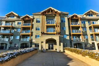 Photo 2: 321 278 SUDER GREENS Drive in Edmonton: Zone 58 Condo for sale : MLS®# E4180487