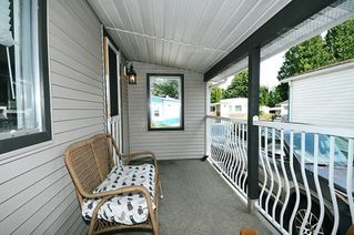 "Photo 3: 131 19678 POPLAR Drive in Pitt Meadows: Central Meadows Manufactured Home for sale in ""Meadow Highlands Park"" : MLS®# R2425720"