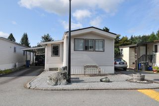 "Photo 1: 131 19678 POPLAR Drive in Pitt Meadows: Central Meadows Manufactured Home for sale in ""Meadow Highlands Park"" : MLS®# R2425720"