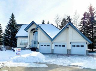 Photo 1: 43 BLACKBURN Drive W in Edmonton: Zone 55 House for sale : MLS®# E4189549