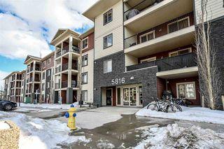 Photo 1: 210 5816 MULLEN Place in Edmonton: Zone 14 Condo for sale : MLS®# E4189698