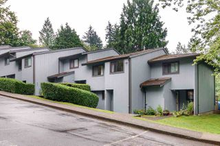 """Photo 1: 922 BLACKSTOCK Road in Port Moody: North Shore Pt Moody Townhouse for sale in """"WOODSIDE VILLAGE"""" : MLS®# R2469490"""