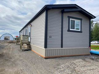 "Main Photo: 53 5164 HART Highway in Prince George: Hart Highway Manufactured Home for sale in ""NORTH PARK"" (PG City North (Zone 73))  : MLS®# R2478405"