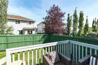 Photo 25: 80 115 Chestermere Drive: Sherwood Park House Half Duplex for sale : MLS®# E4209793