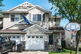 Photo 1: 80 115 Chestermere Drive: Sherwood Park House Half Duplex for sale : MLS®# E4209793