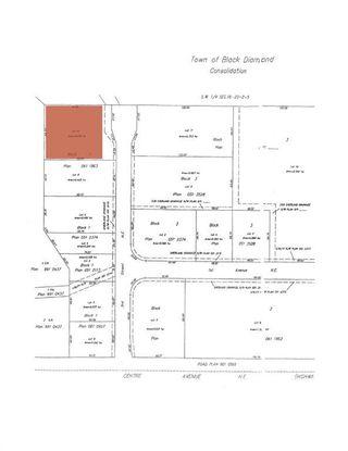 Photo 2: lot 10 3 Street NE: Black Diamond Land for sale : MLS®# A1032423