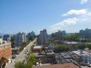 "Photo 3: 11B 1568 W 12TH Avenue in Vancouver: Fairview VW Condo for sale in ""The Shaughnessy"" (Vancouver West)  : MLS®# R2500853"